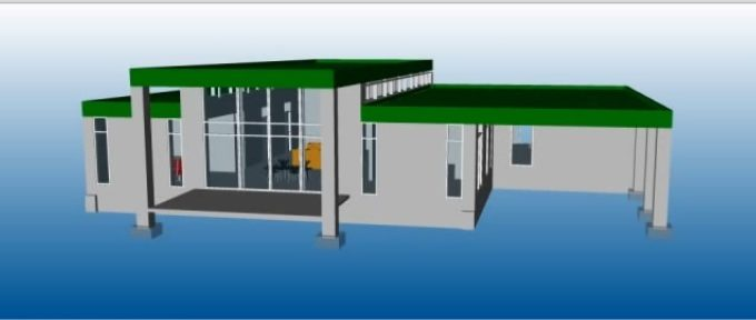 Reduce waste in projects with Scan and BIM Modeling Aids