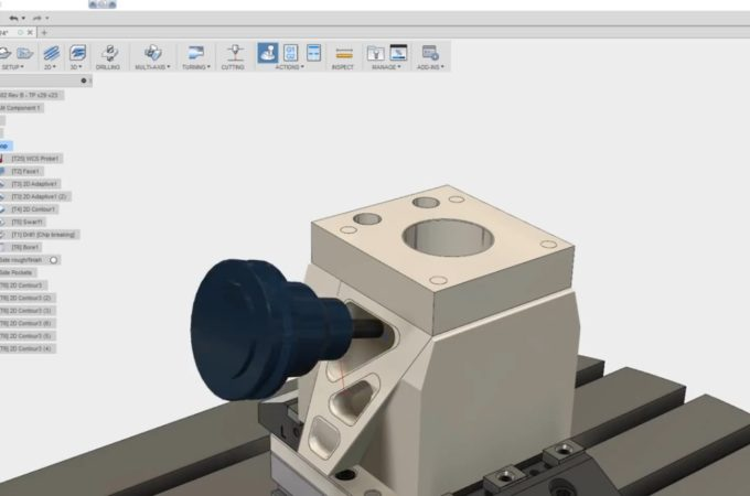 Fusion 360TM is the first 3D CAD, CAM, and CAE tool of its kind