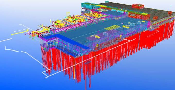 Scan and BIM Modeling