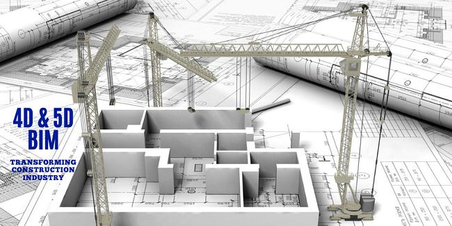 4D & 5D BIM in Construction