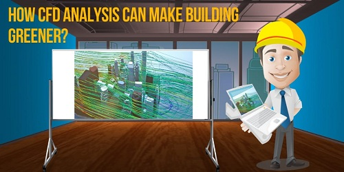 How CFD Analysis can make Building Greener