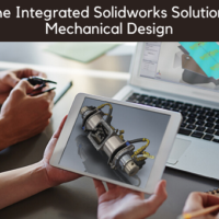 Benefits of the integrated Solidworks solution for electro-mechanical design