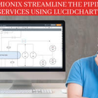How Chemionix streamline the Piping Design Services using Lucidchart