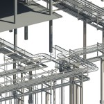 3D Cable Tray and Electrical Design Modeling
