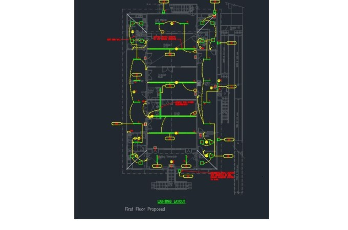 Benefits Of Proper Electrical Lighting Layout Design Its Process