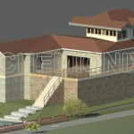 architechtural revit conversion