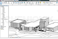 Architectural Revit Modeling Services