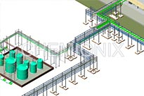 Piping Engineering Design Services
